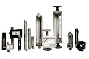 Fischer and Porter Flow Meters