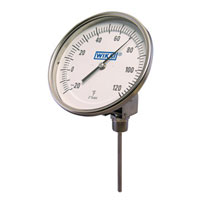 Trend-Wika Adjustable angle Themometer